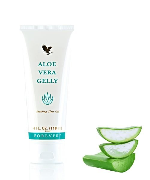Aloe Vera For Skin - Aloe Gel