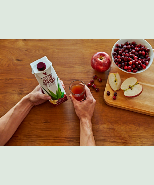 Aloe Vera Juice - Berry Nectar