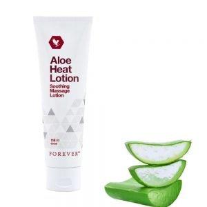 Aloe Vera Heat Lotion