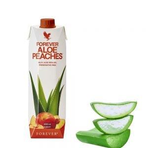 Aloe Vera Drink - Peaches
