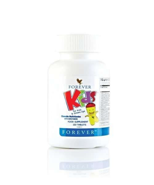 Forever Kids Chewable Multivitamins